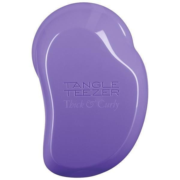 Thick & Curly Detangling Hairbrush - Lilac Fondant