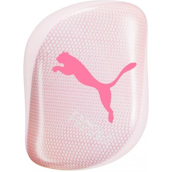 The Compact Styler Hairbrush - Puma Neon Pink