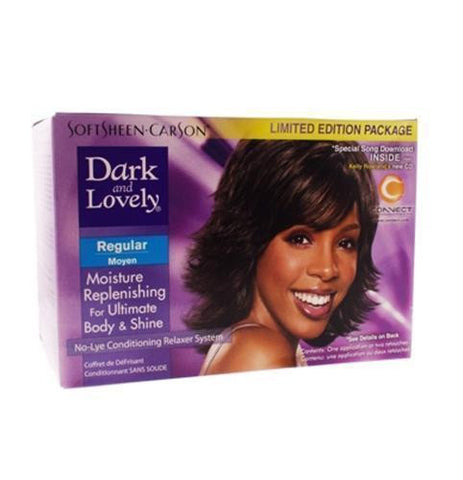 Regular Relaxer Kit
