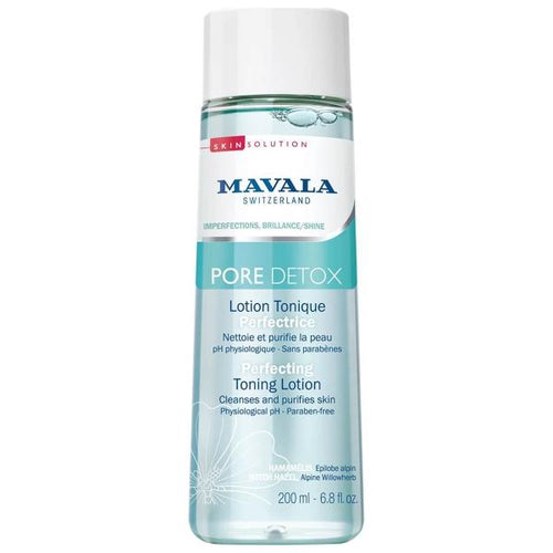 Mavala Pore Detox Perfecting Toning Lotion