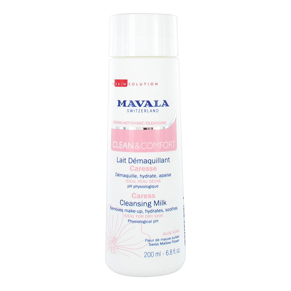 Mavala Clean and Comfort  Caress Cleansing Milk