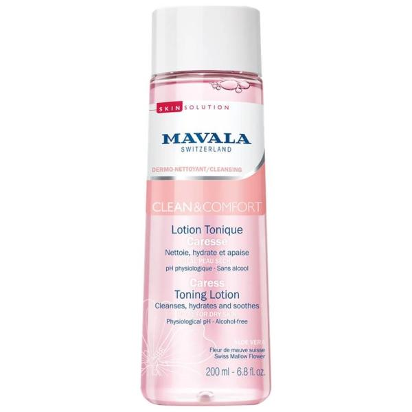 Mavala Clean and Comfort Toning Lotion