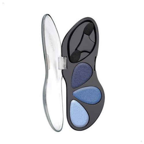 Deborah Ombretto Trio Hi-Tech Eyeshadow Palette 04 Blue