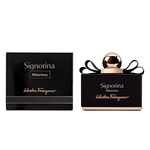 Salvatore Ferragamo Signorina Misteriosa Set For Women EDP 100ml + Body Lotion 100ML