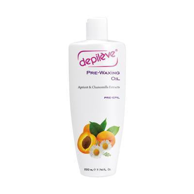 Pre-Waxing Oil 220Ml