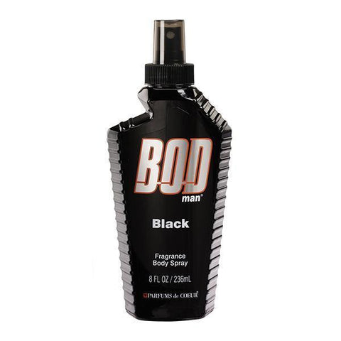 Black Fragrance Body Spray