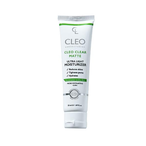 Cleo Clear Cleo Clear Matte Ultra Light Moisturizer