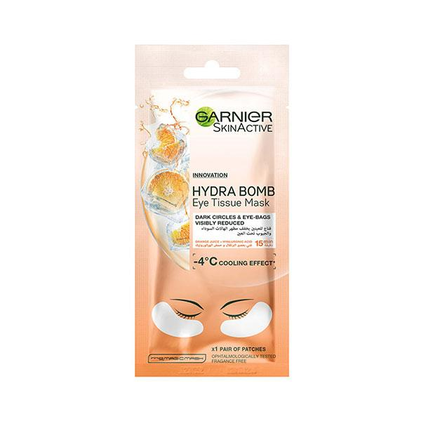 Anti-dark circles Orange Juice Hydrating Eye Tissue Mask 421124003