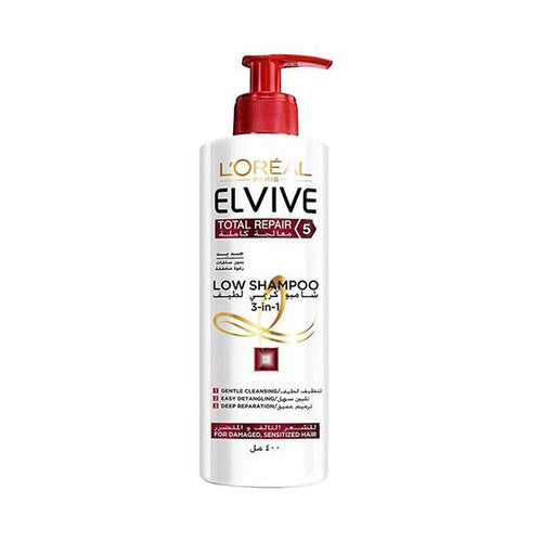 Elvive Total Repair 5 Low Shampoo 400 ml 421067502