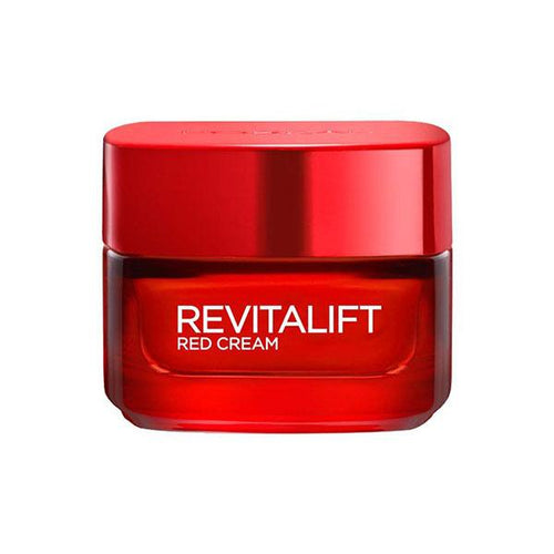 Revitalift Energizing Red Day Cream Red 50ml 421006030