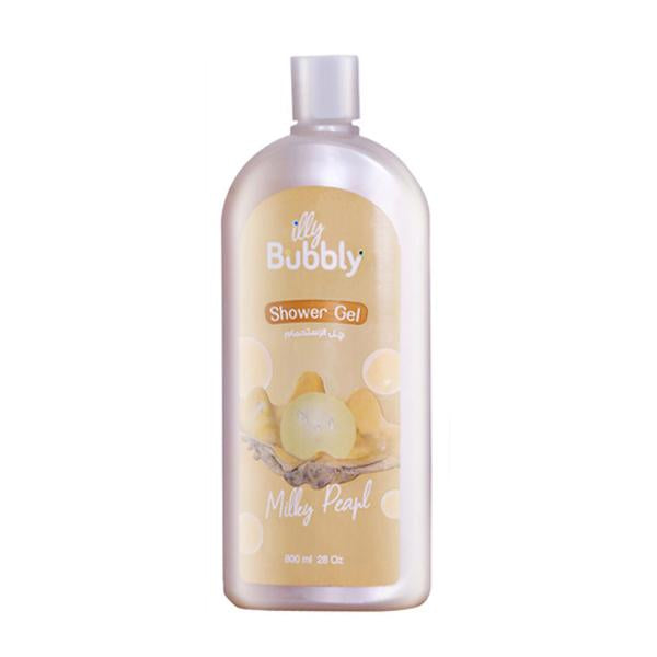 Shower Gel Illy Bubbly  Milky Pearl 800ml bottle