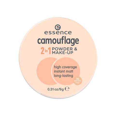 Camouflage 2in1 Powder & Make-Up