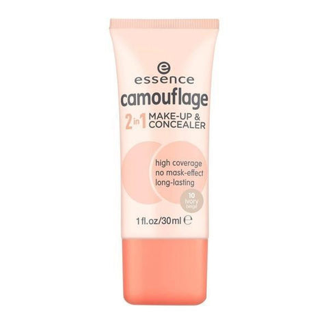 Camouflage 2in1 Make-Up & Concealer