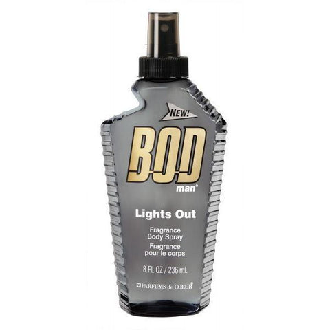 Lights Out Fragrance Body Spray