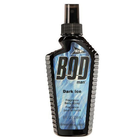 Dark Ice Fragrance Body Spray