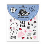 Girl Squad Nail & Styling Stickers
