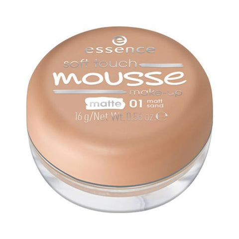 Soft Touch Mousse Make Up