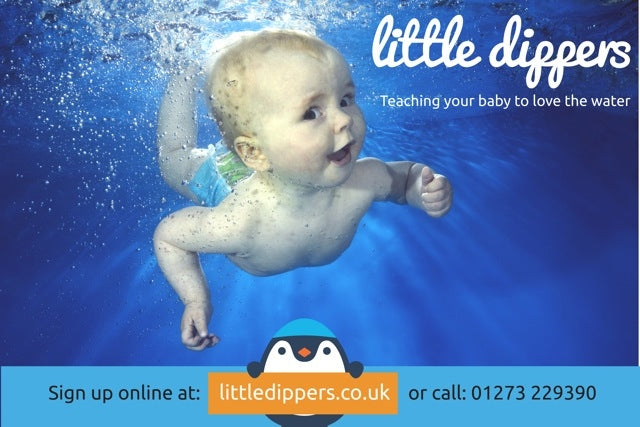 Little Dippers - 10% off Level 1 Foundation Baby Swim Course