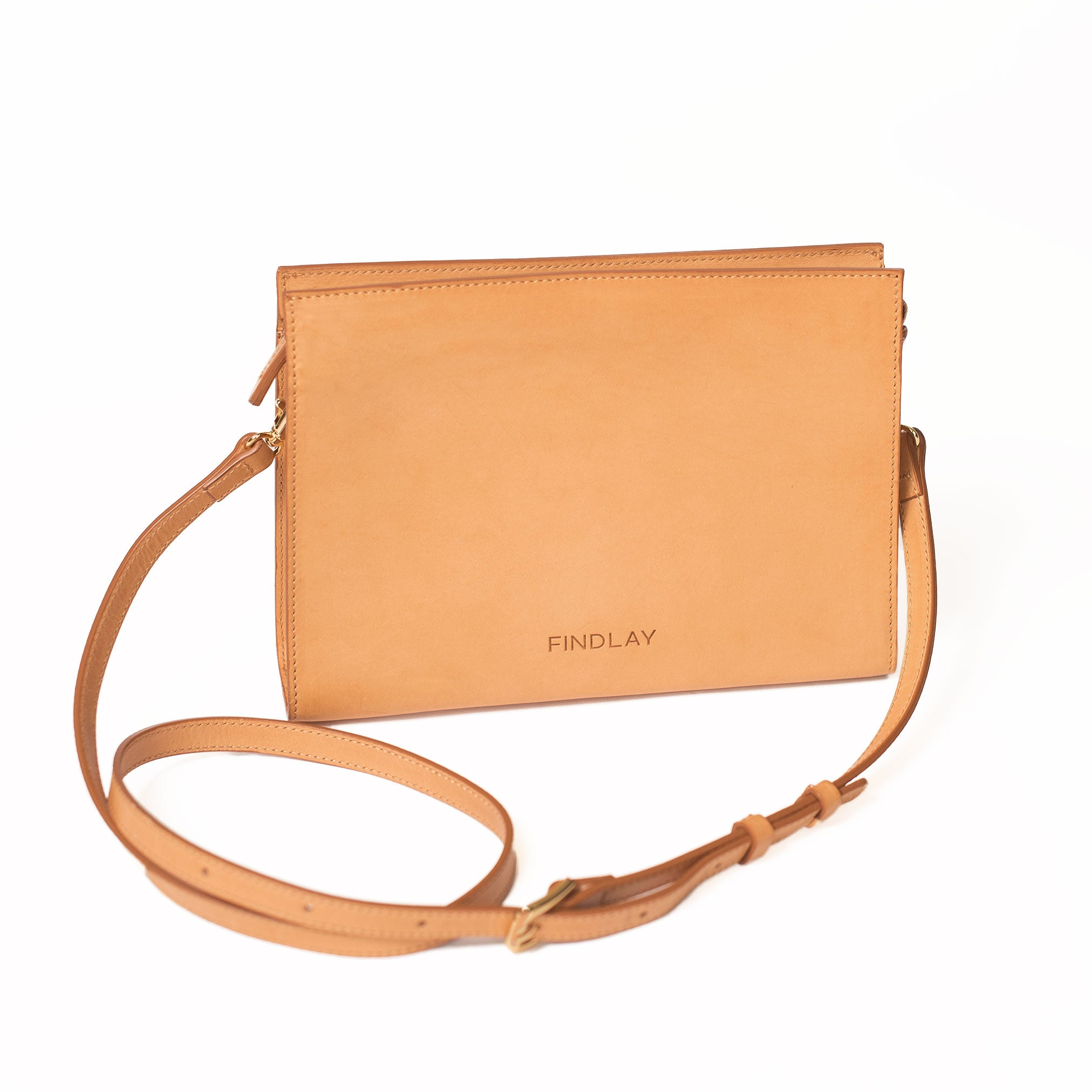 Combo Clutch Crossbody, Natural