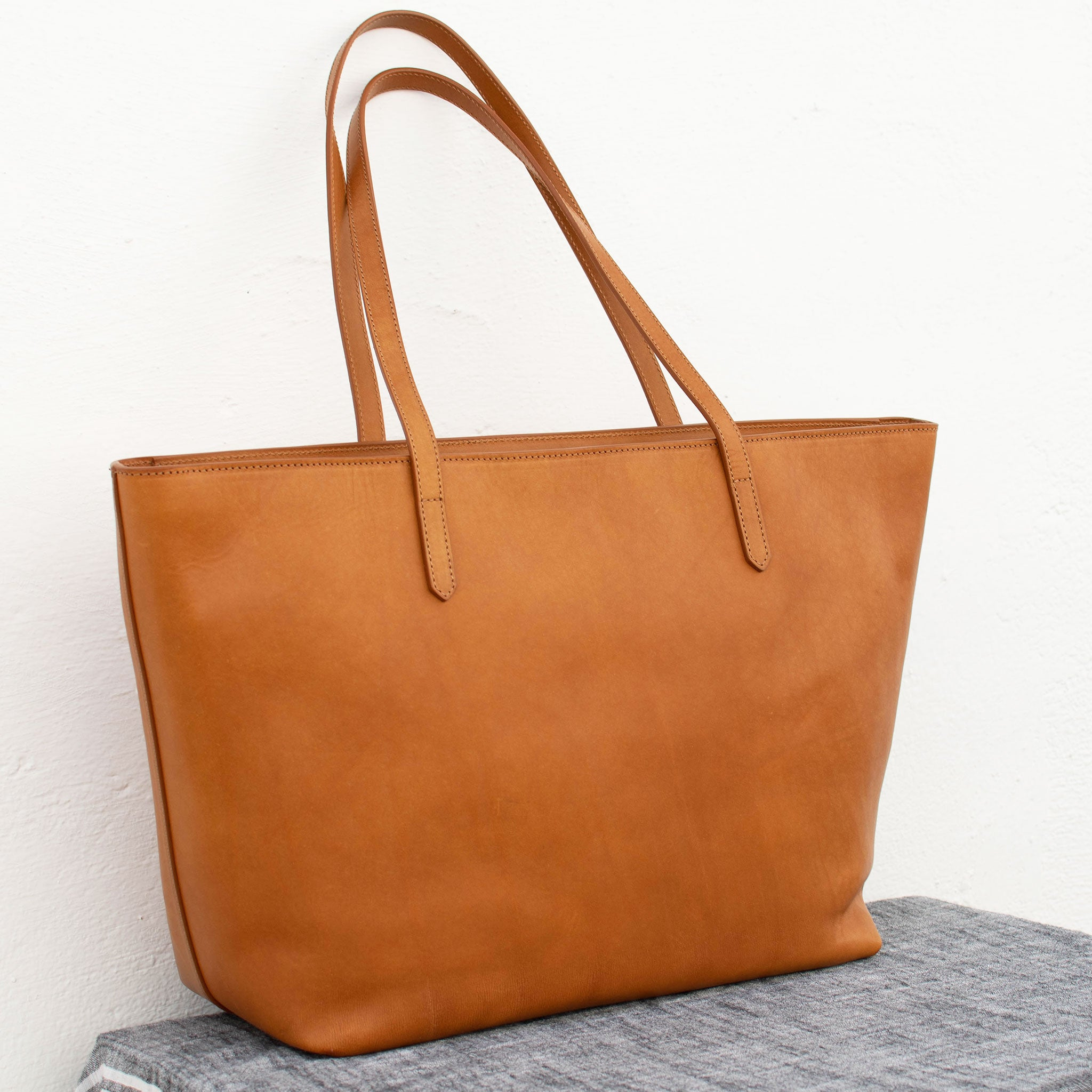 "East West Tote - ""Lucy"""