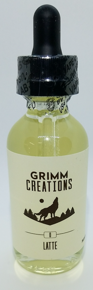LATTE - GRIMM CREATIONS