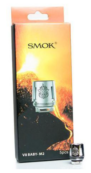 SMOK TFV8 BABY M2 COIL FOR STICK V8 0.25OHM 1 pcs.