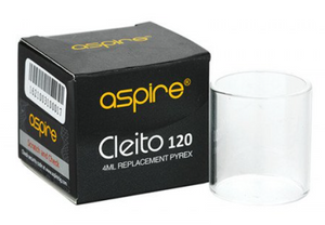 Aspire Cleito 120 Replacement Glass - Aspire