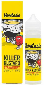 Vapetasia Killer Kustard Strawberry