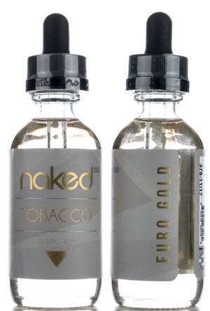 EURO GOLD - NAKED 100 TOBACCO