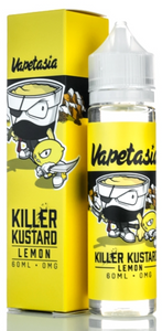Killer Kustard Lemon 100ML - Vapetasia