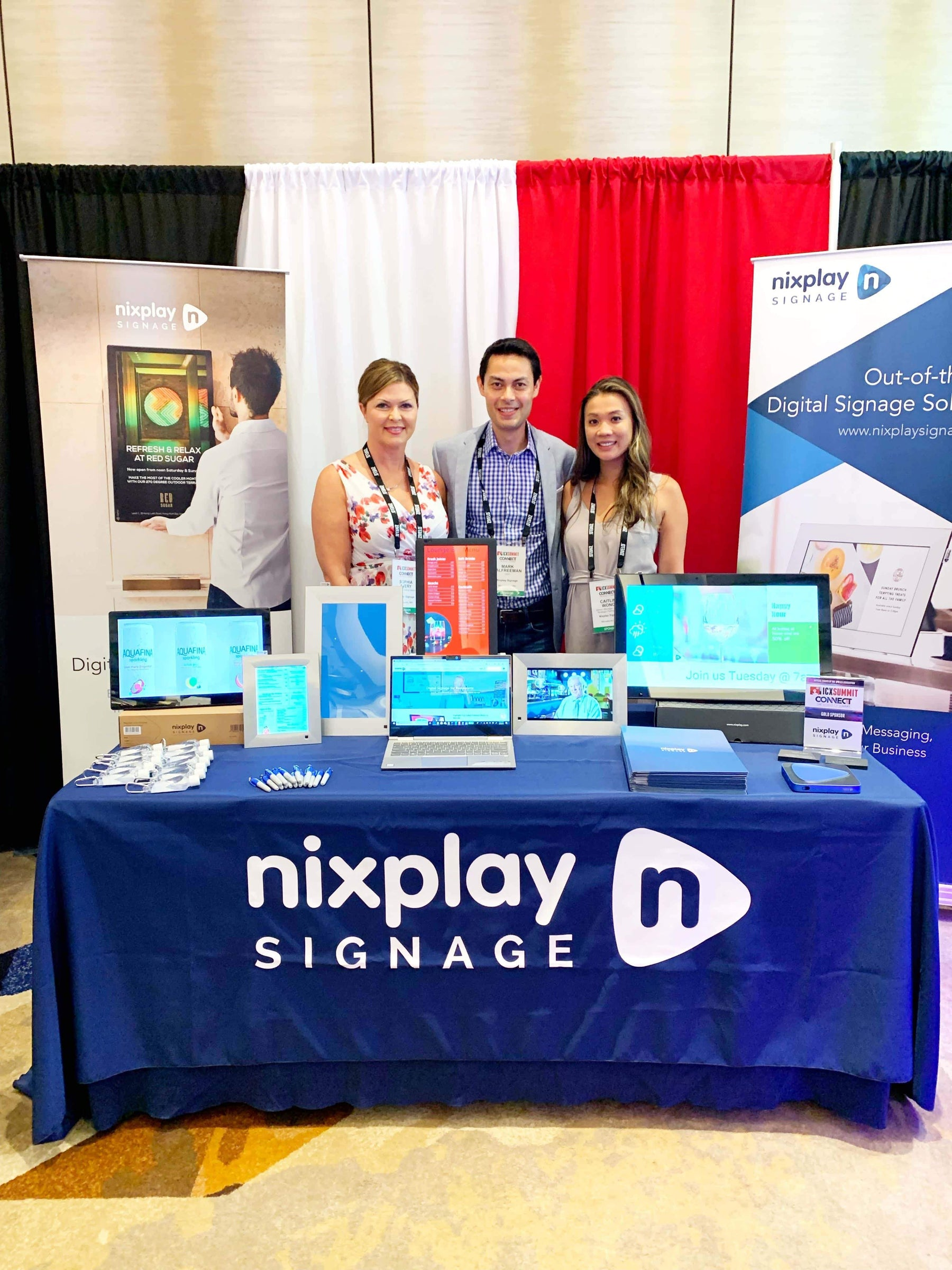 Nixplay Signage Debuts at the 2019 ICX Summit / Mobile Connect