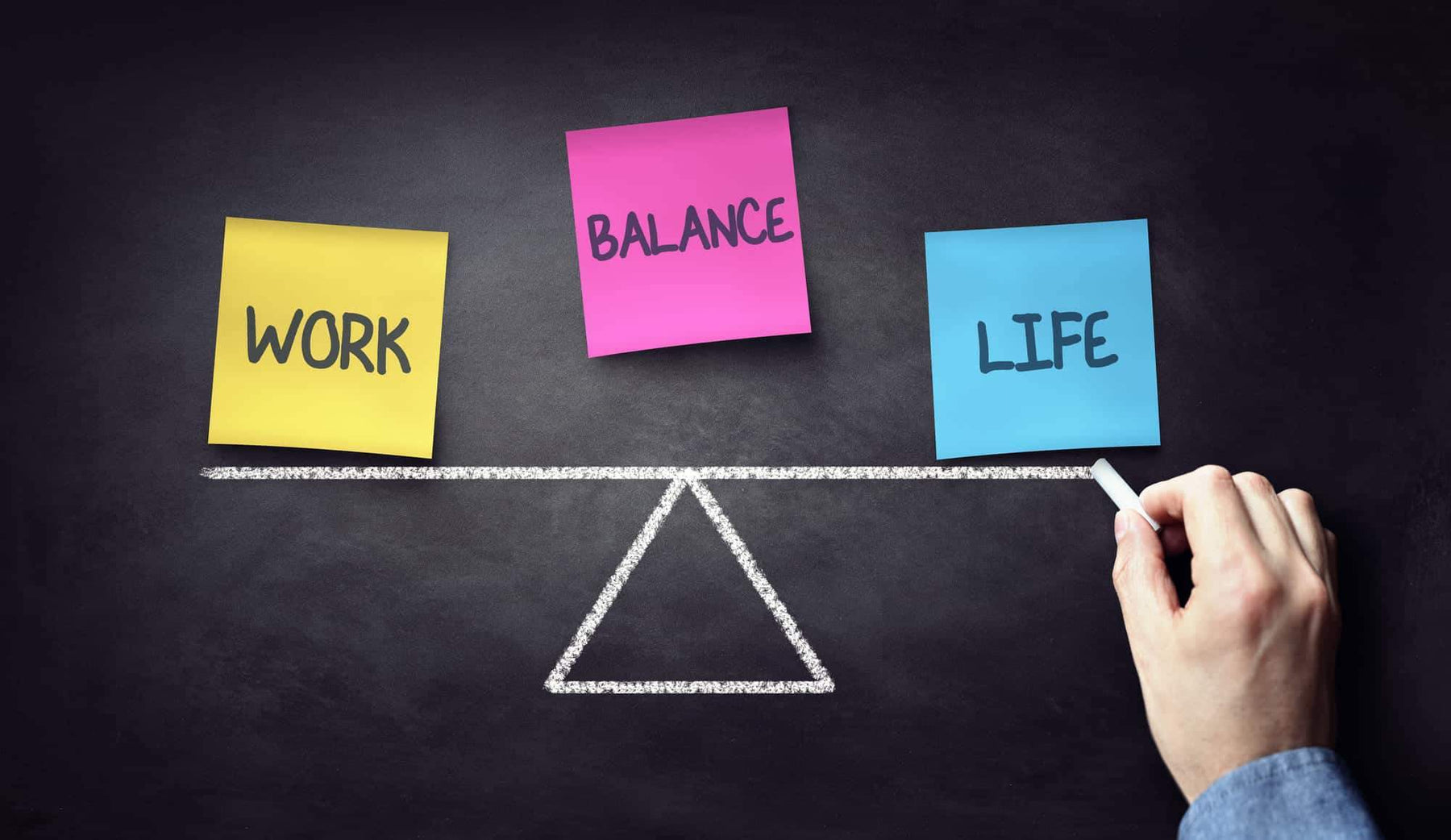 Achieving Work-Life Balance Using Digital Signage