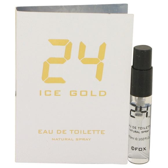 24 Ice Gold Vial (Sample) By ScentStory