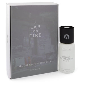 Almost Transparent Blue Eau De Toilette Spray By A Lab on Fire