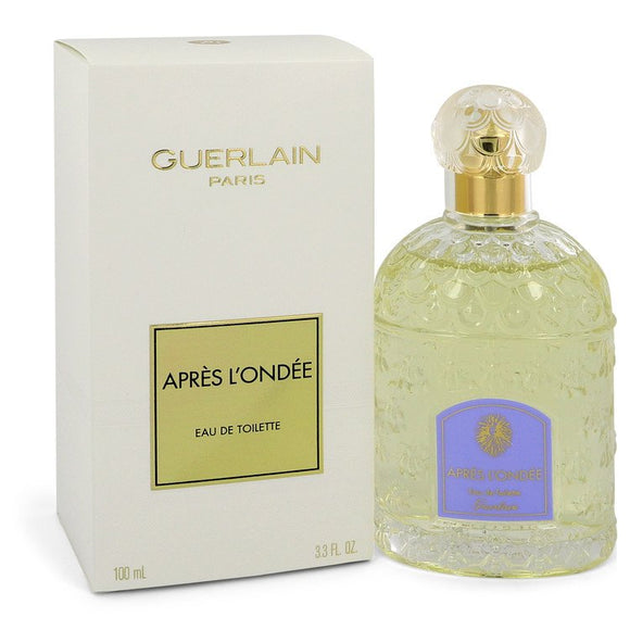 Apres L'ondee Eau De Toilette Spray By Guerlain