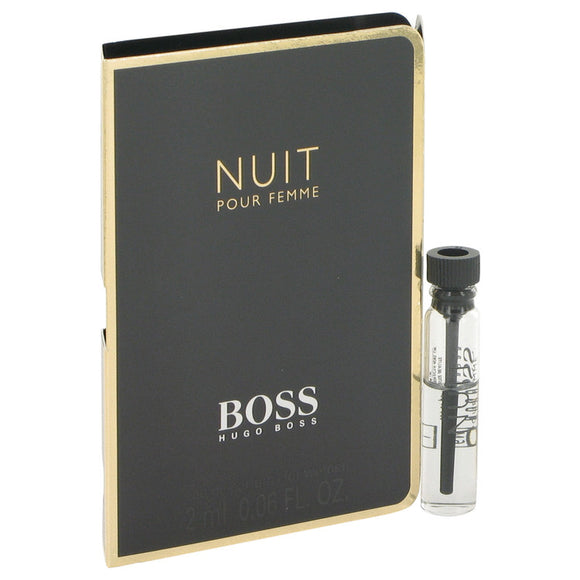 Boss Nuit Vial (sample) By Hugo Boss