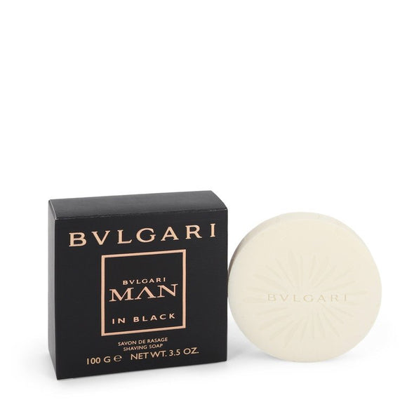 Bvlgari Man In Black Shaving Soap By Bvlgari