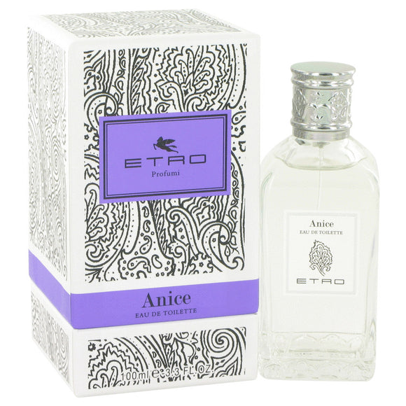 Anice Eau De Toilette Spray (Unisex) By Etro