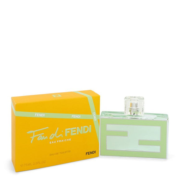 Fan Di Fendi Eau De Toilette Fraichie Spray By Fendi