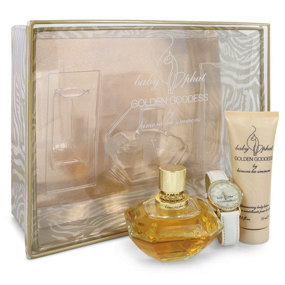 Golden Goddess Gift Set By Kimora Lee Simmons