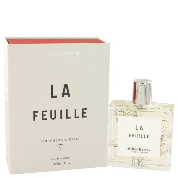 La Feuille Eau De Parfum Spray By Miller Harris