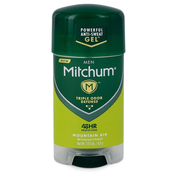 Mitchum Mountain Air Anti-perspirant & Deodorant G Mountain Air Anti-Perspirant & Deodorant Gel 48 hour protection By Mitchum