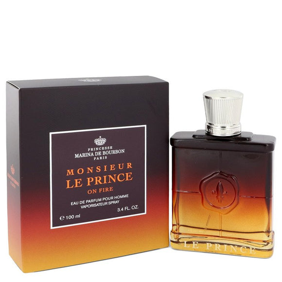 Marina De Bourbon Le Prince On Fire Eau De Parfum Spray By Marina De Bourbon