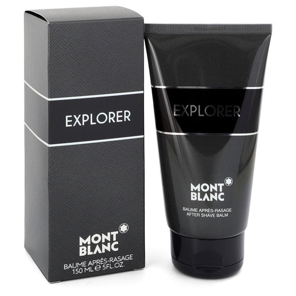 Montblanc Explorer After Shave Balm By Mont Blanc