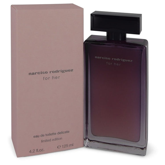 Narciso Rodriguez Eau De Toilette Delicate Spray (Limited Edition) By Narciso Rodriguez