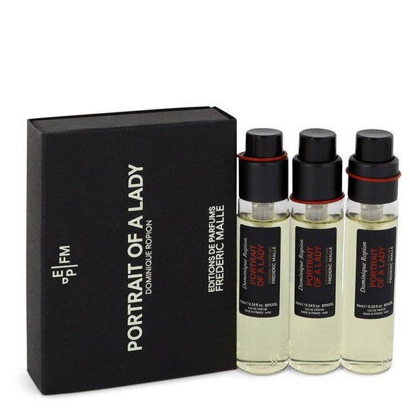 Portrait Of A Lady Three Travel EDP Sprays .34 oz each By Frederic Malle
