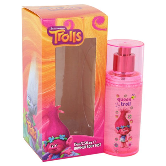 Trolls Queen Troll Shimmer Body Mist By Corsair