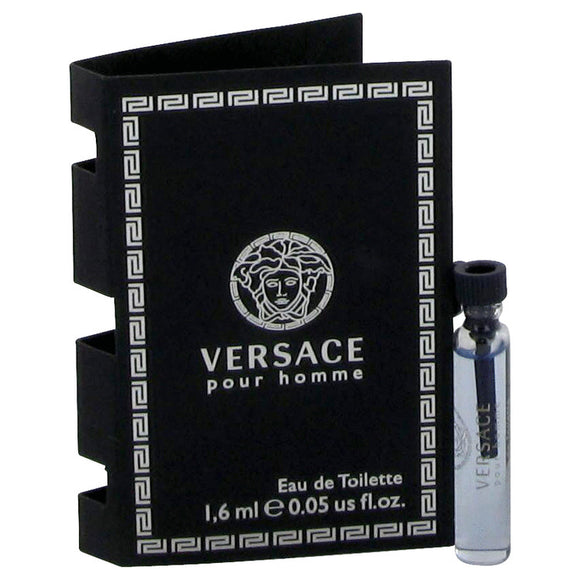 Versace Pour Homme Vial (sample) By Versace