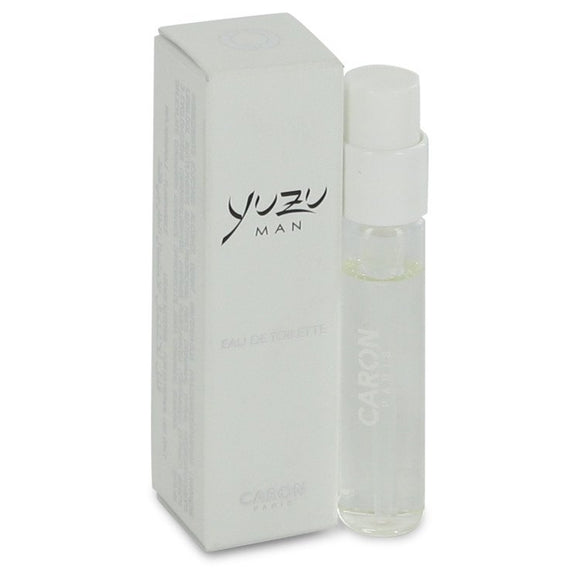 Yuzu Man Vial (sample) By Caron
