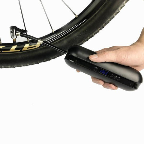 Bicycle Tyre Tire Air Pump Presta Schrader Valve Inflator Hose Nozzle Adapter A